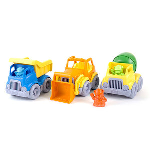 Green Toys Vehicles Construction Truck Set 2 Plus Years 232544 OC
