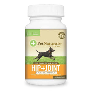 Pet Naturals For Dogs Hip & Joint 90 Tablets 235267 OC