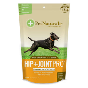 Pet Naturals For Dogs Hip & Joint Pro 60 Chews 235271 OC