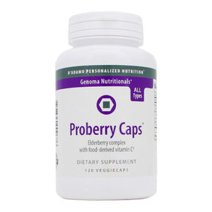 D'Adamo Personalized Nutrition Proberry Caps 120 vcaps NP065 ASD ME