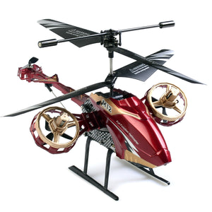Skytech 4.5 Ch M12 Infrared RC Helicopter Shoot Bubbles with Gyro TY306586 WC