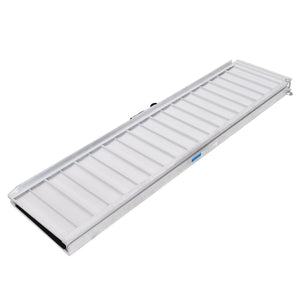 5' Portable Aluminum Non Skid Wheelchair Ramp AT4638 WC