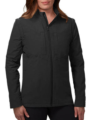 Scottevest Jacket Travel Clothing Outerwear for Women Black Medium - NutritionalInstitute.com