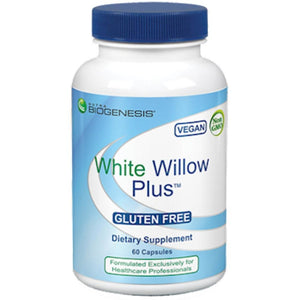 BioGenesis White Willow Plus 60 Capsules 32091