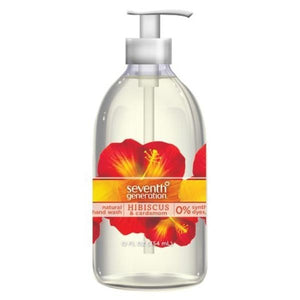 Seventh Generation Hibiscus Cardamom Hand Wash 12fl.oz.230172 2 PACK OC