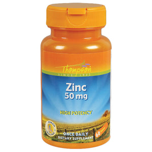 Thompson High Potency Zinc 214573 2 PACK OC