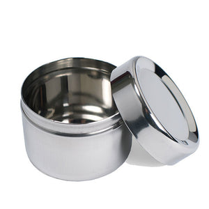 Chicobag To-Go Ware Stainless Steel Food Containers Sidekick Snack Container, Small 233329 2 PACK OC
