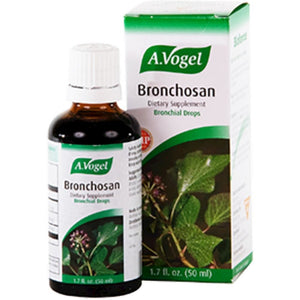 A. Vogel Bronchosan Helps Respiratory System and Lung Function 1.7 Ounce ASD ME