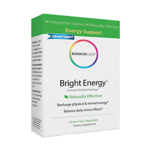 Rainbow Light Nutrition Bright Energy 30 vegcaps 81061 81001 SD