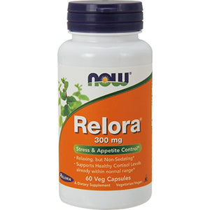 NOW Relora 300 mg 60 vcaps 3342 - NutritionalInstitute.com