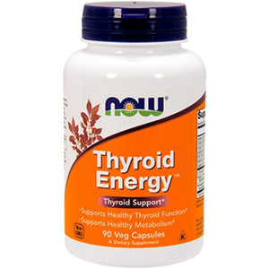 NOW Thyroid Energy 90 vcaps 3368 NS