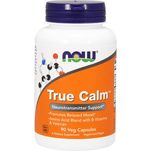 NOW True Calm 90 caps 2 PACK 0155 ME