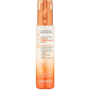 Giovanni Cosmetics 2chic UltraVolume LeaveIn Elixir 4 oz 18448