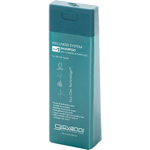 Giovanni Cosmetics Wellness Shampoo 8.5 oz 18287