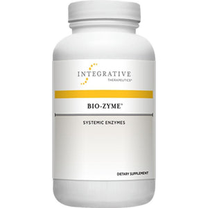 Integrative Therapeutics Bio-Zyme 200 Tablets 74250 EM