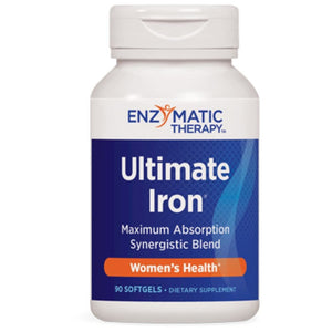 Nature's Way Ultimate Iron 90 gels 05229 ME