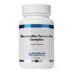 Douglas Labs Boswellia-Turmeric Complex 60 Tablets INF
