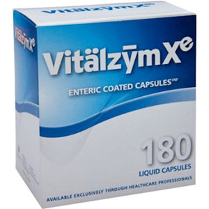 World Nutrition Vitalzym Xe 180 caps 67180 ASD ME
