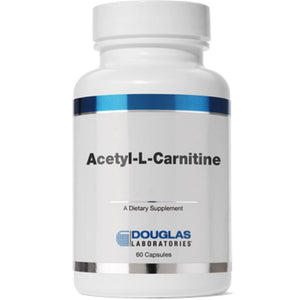 Douglas Labs Acetyl LCarnitine 500 mg 120 caps 82730-120X