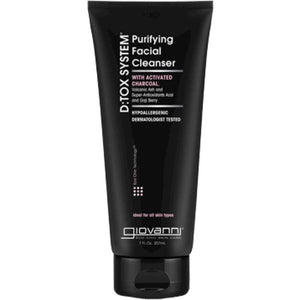 Giovanni Cosmetics Purifying Facial Cleanser Step 1 7 fl oz 18279