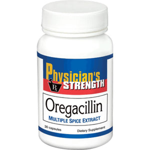 Physician's Strength Oregacillin 450 mg 30 caps ORE18 ASD ME