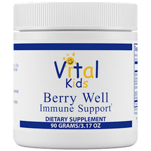 Vital Nutrients Berry Well Immune Support 90 g VNBW