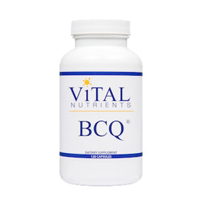 Vital Nutrients BCQ 120 caps CA ONLY VNBCQ120CA