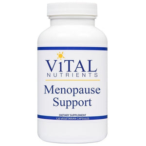 Vital Nutrients Menopause Support 120 caps CA ONLY VNMS2CA