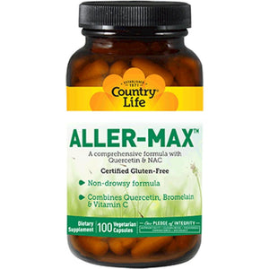 Country Life Aller Max 100 vegcaps 1610