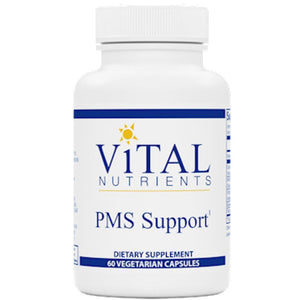 Vital Nutrients PMS Support 60 caps VNPMSCA