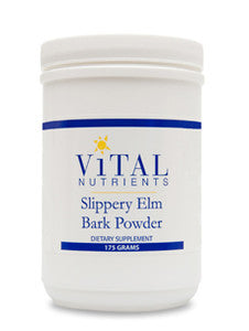 Vital Nutrients Slippery Elm Bark Powder 175 gms VNSLPCA