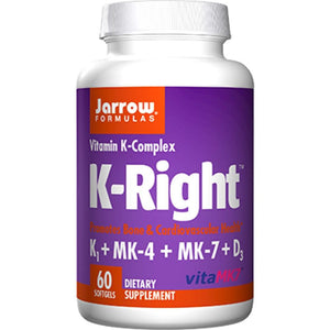Jarrow Formulas K-Right 60 softgels KR