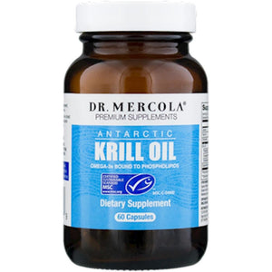 Dr. Mercola Krill Oil 60 caps 100000 ES