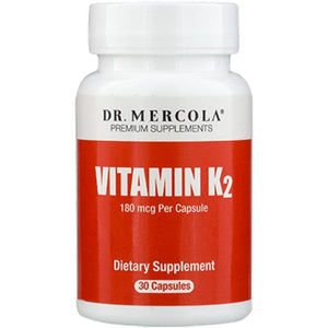Dr. Mercola Vitamin K-2 30 caps 10009
