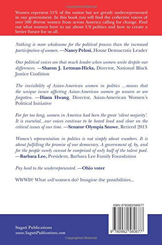 51%:  Women and the Future of Politics--Women Speak Out on US Politics and Politicians (Book)
