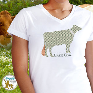 CASH COW TEE SHIRT