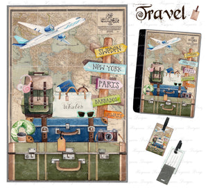 TRAVEL (2 File)