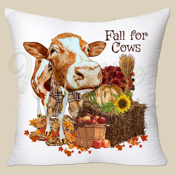 FALL FOR COWS - Worded & Non Worded