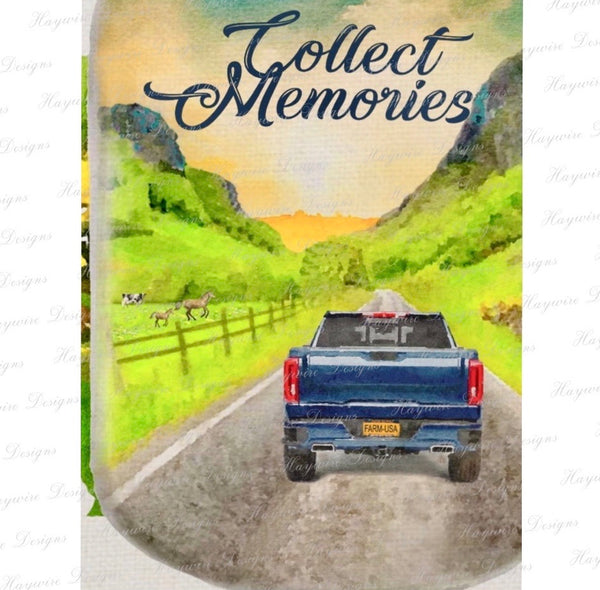 COLLECT MEMORIES PNG