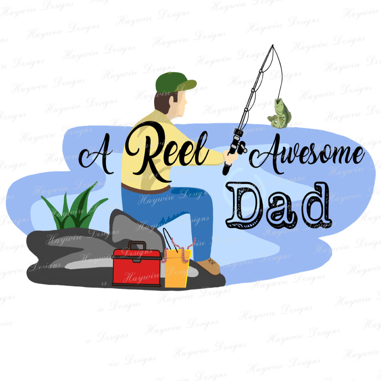A REEL AWESOME DAD