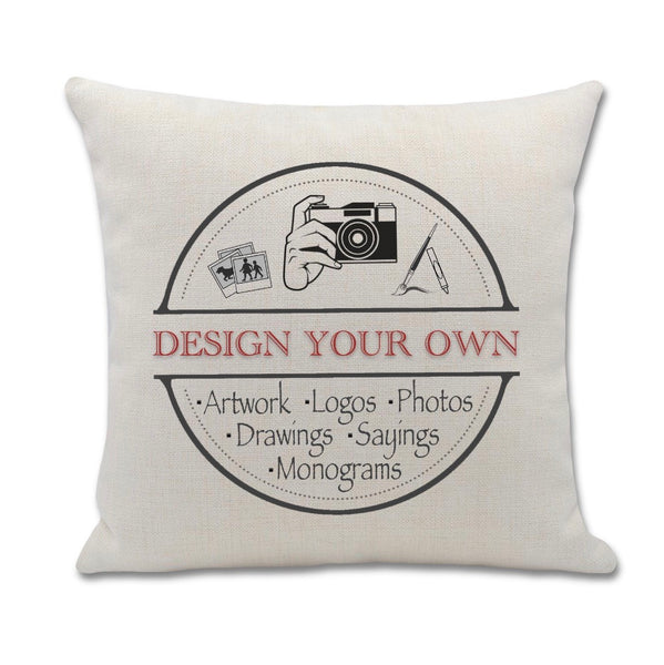PILLOW STYLES FOR PERSONALIZATION