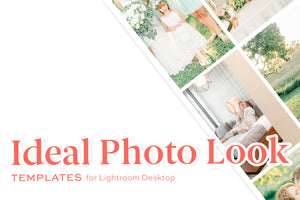 Ideal Photo Look Templates