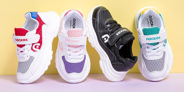 ABCkids running shoes
