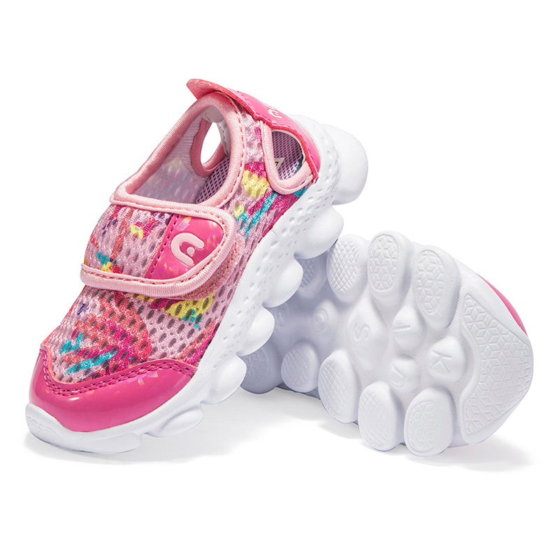 ABC KIDS Animal Print Casual Mesh Shoes