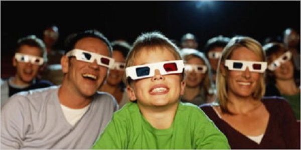 watch movie with children