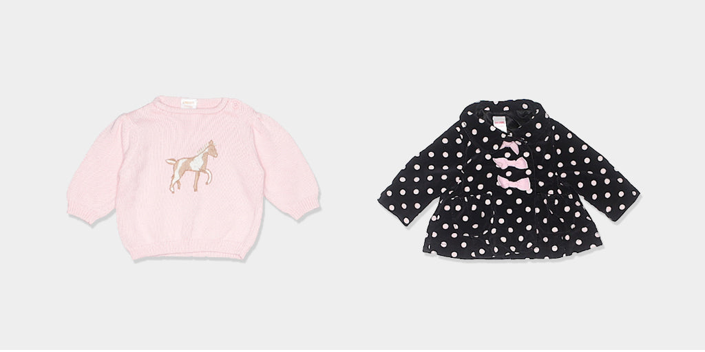 Gymboree baby girl clothes