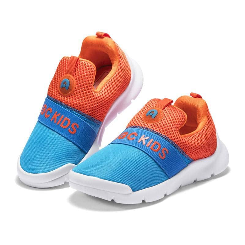 Sneakers Abckids Spring Summer Unisex Print-design Shoes Non-slip Sneakers With Closed Toe For Boys Girls Brand Kids Shoes Children's Shoes