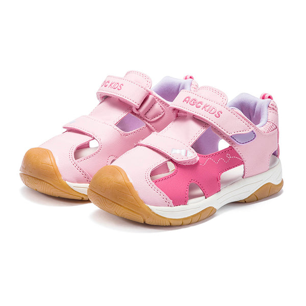 ABCKIDS Unisex Comfortable Leather Sandals