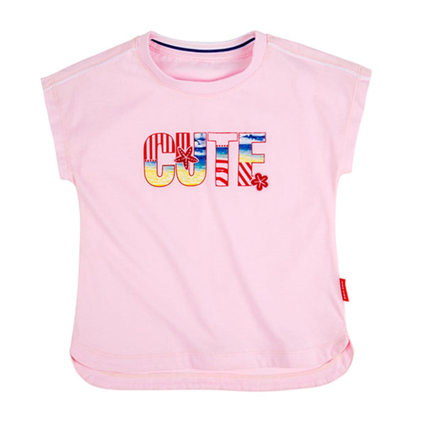ABCKIDS Girls Summer Short Sleeve Tee