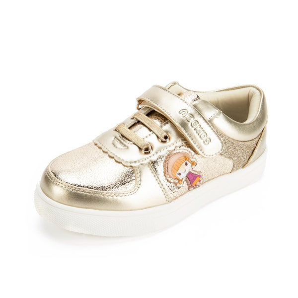 ABCKIDS Girls Soft Soled Walking Shoes